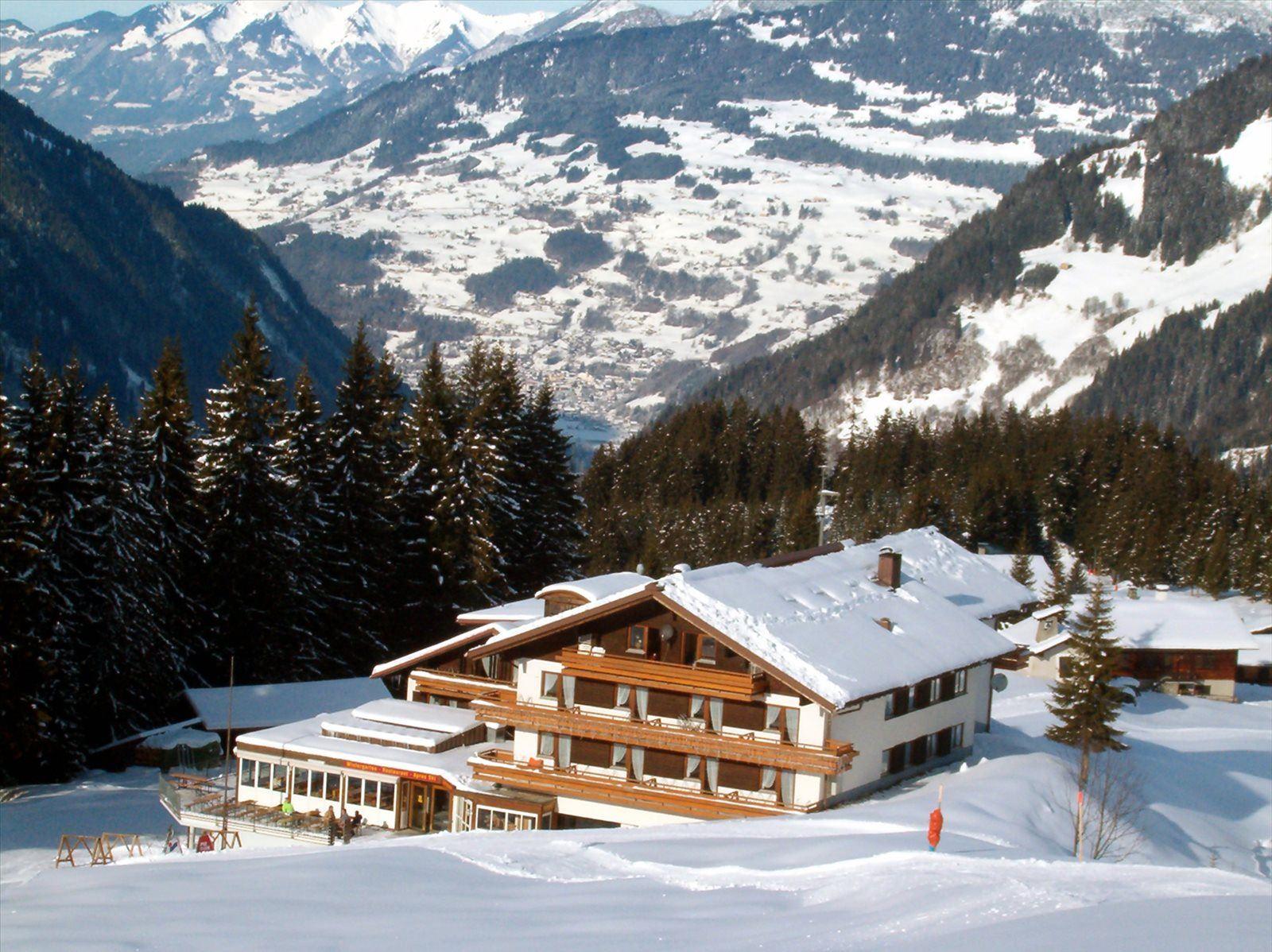 Alpenhotel Garfrescha -  St. Gallenkirch
