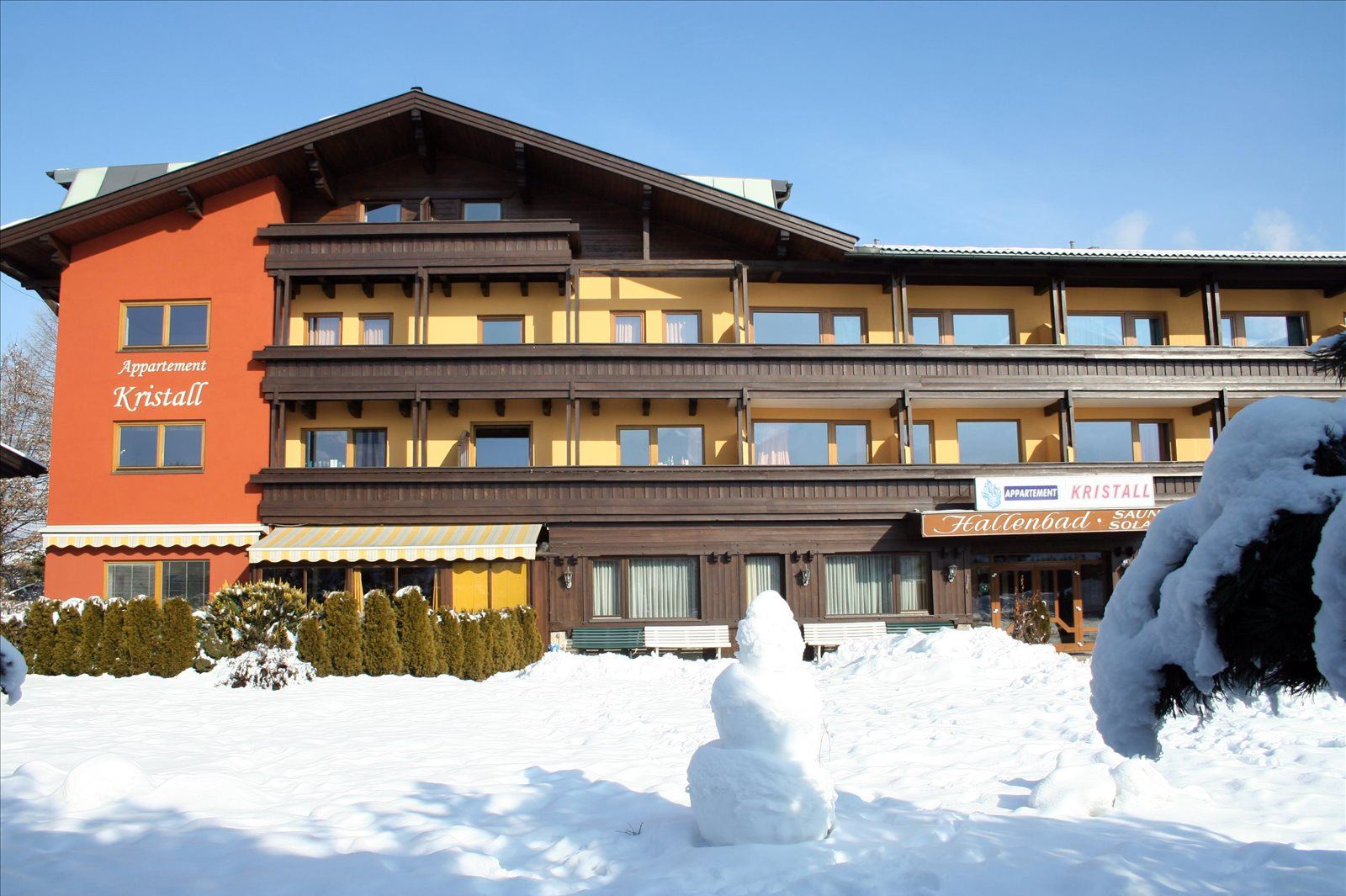 Appartment Kristall - Zell am See