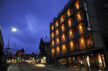 Eiger Selfness Hotel - Grindelwald