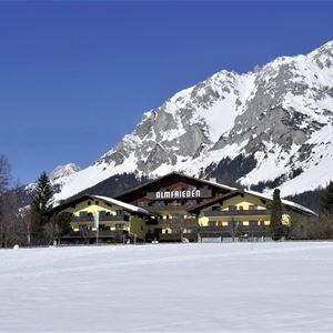 Hotel Almfrieden - Ramsau am Dachstein