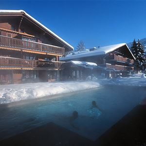 Hotel Alpine Lodge Gstaad