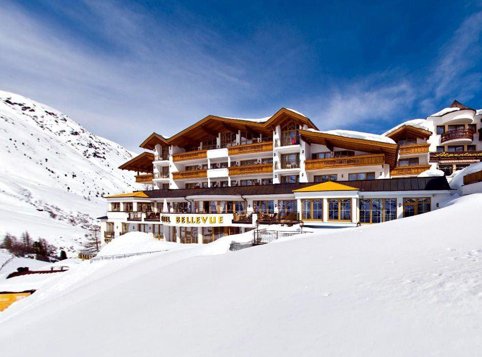 Hotel Austria & Bellevue - Obergurgl