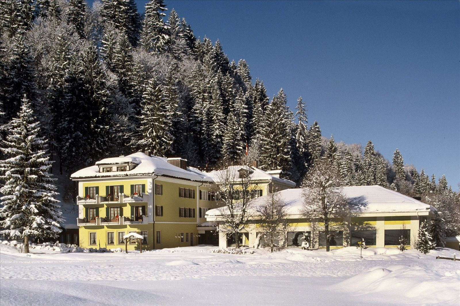 Hotel Bad Serneus Klosters