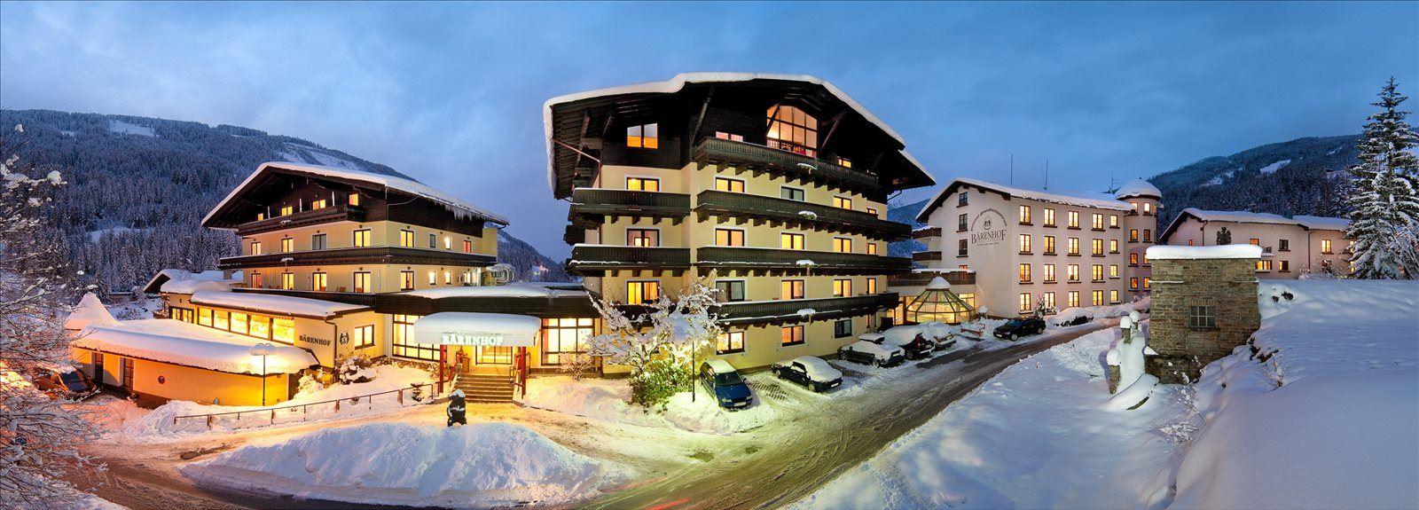 Hotel Bärenhof - Bad Gastein