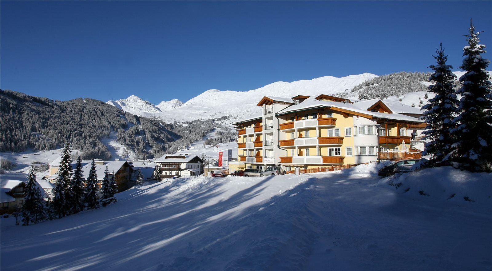 Hotel Castel - Serfaus