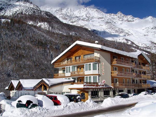 Hotel Eden Saas Grund