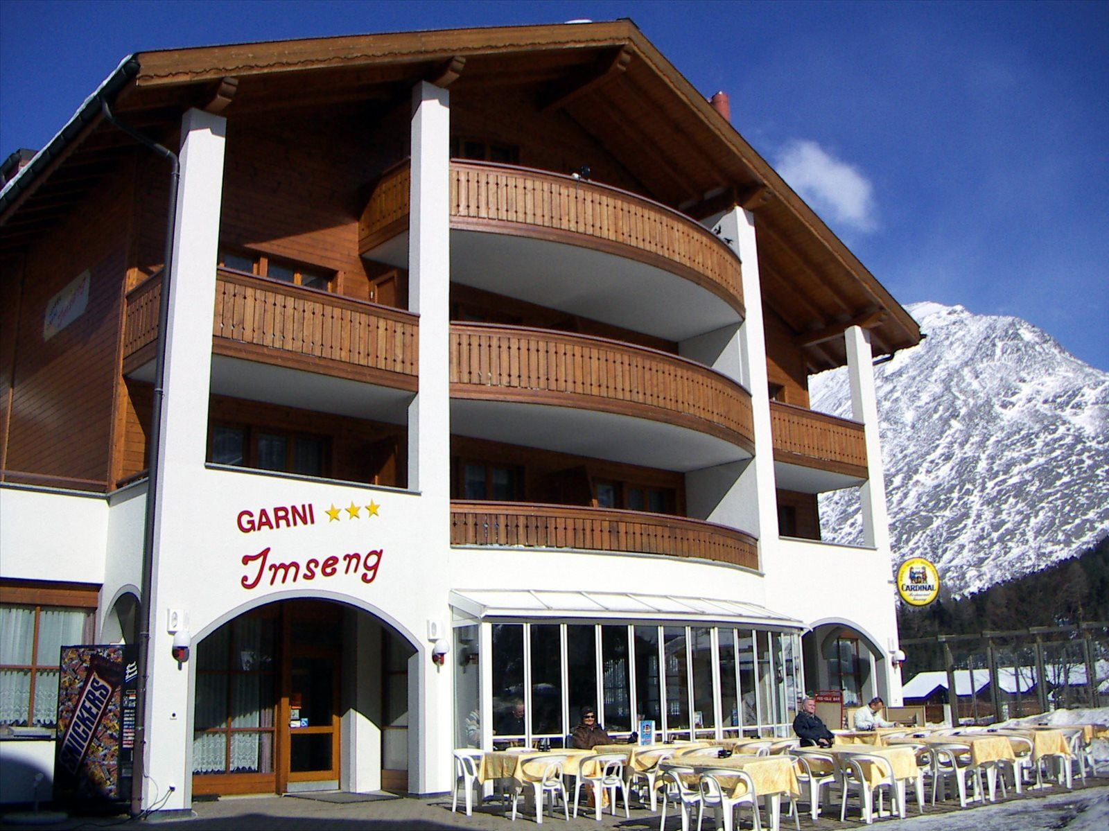 Hotel Garni Imseng - Saas-Fee