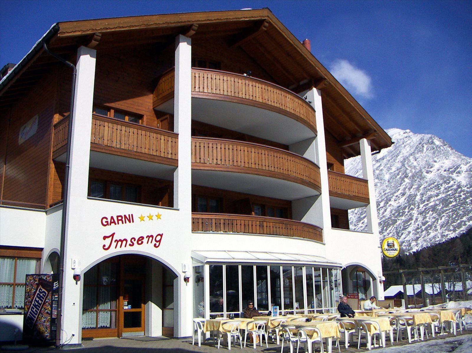 Hotel Garni Imseng Saas-Fee