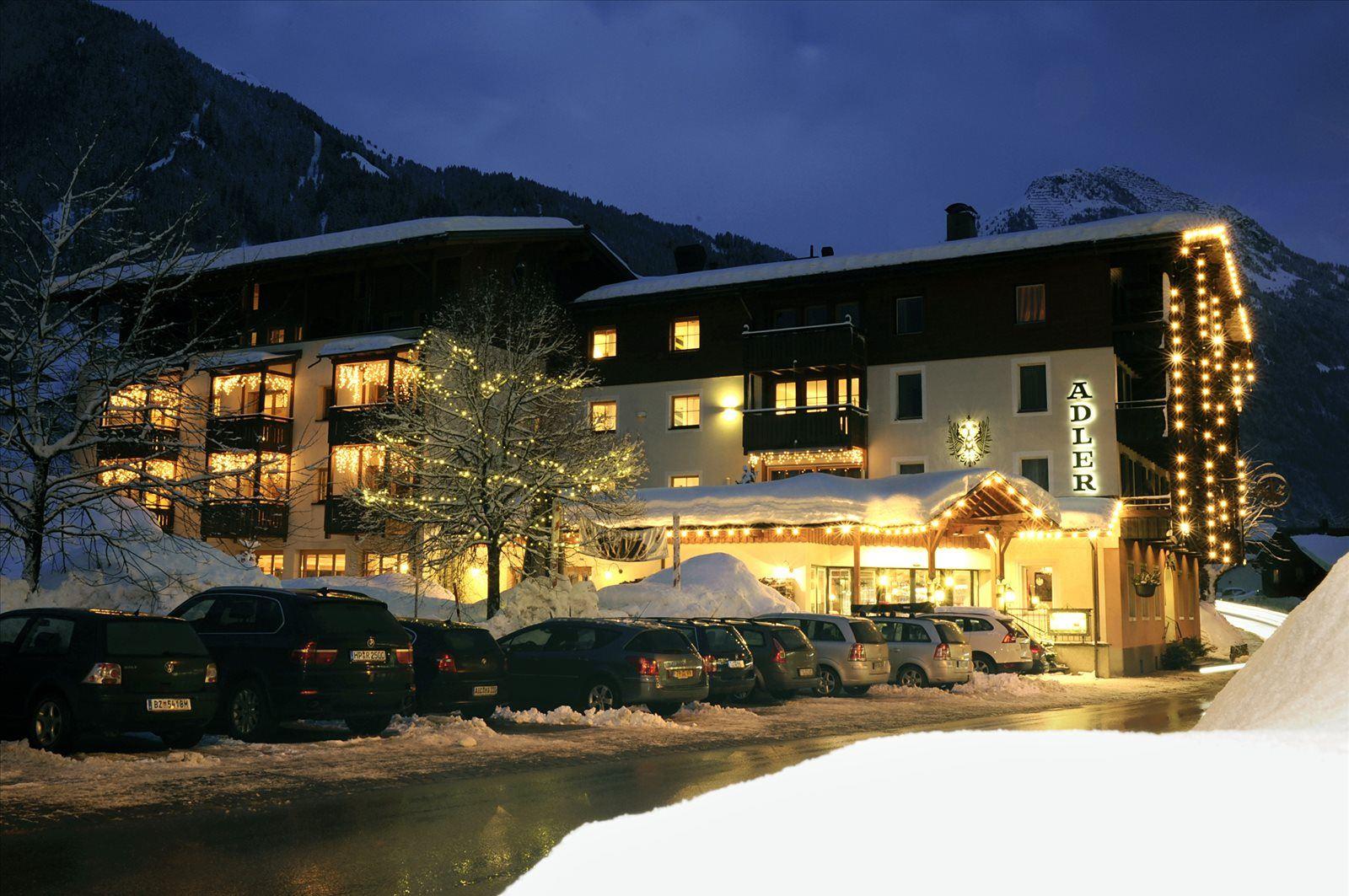 Hotel Gasthof Adler - St. Gallenkirch