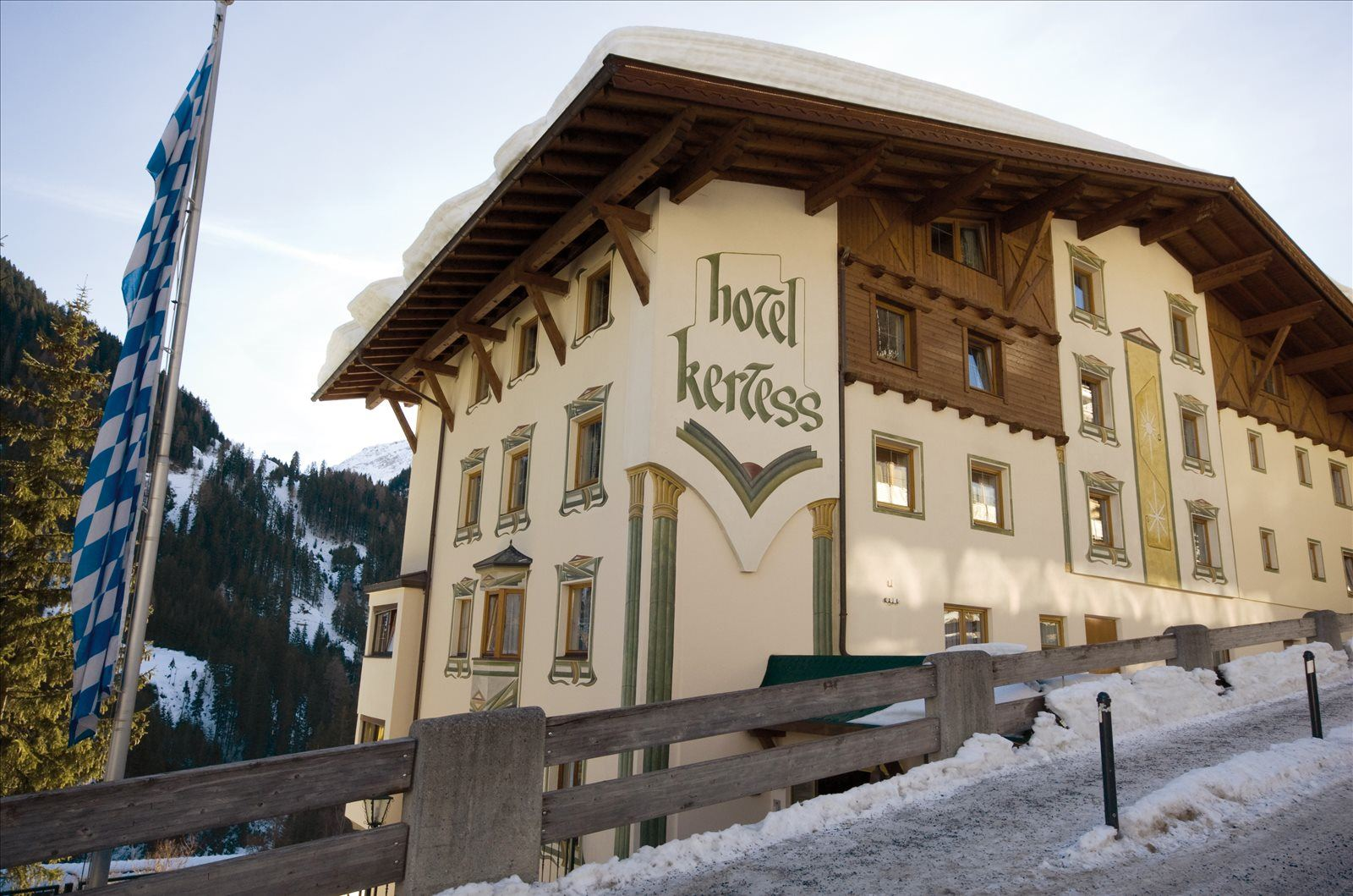 Hotel Kertess - St. Anton