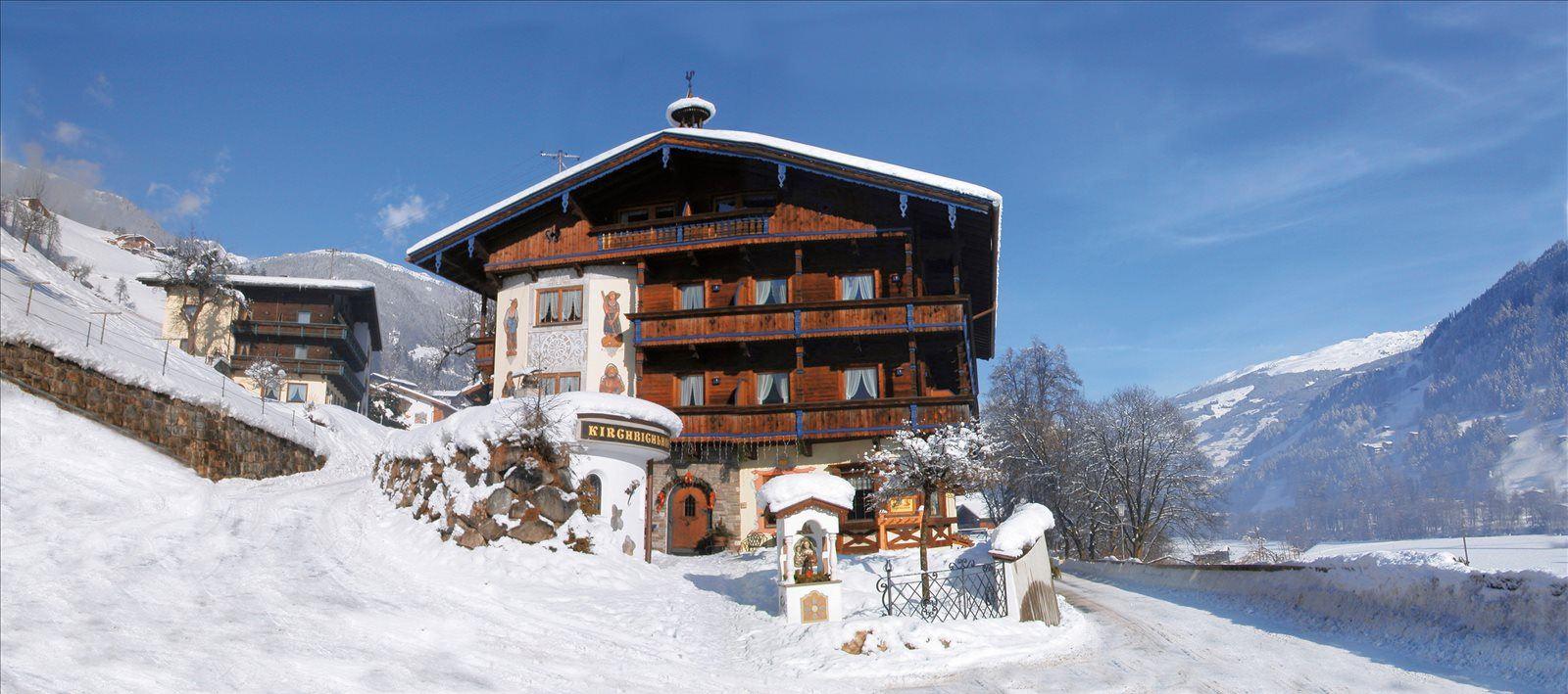 Hotel Kirchbichlhof - Mayrhofen