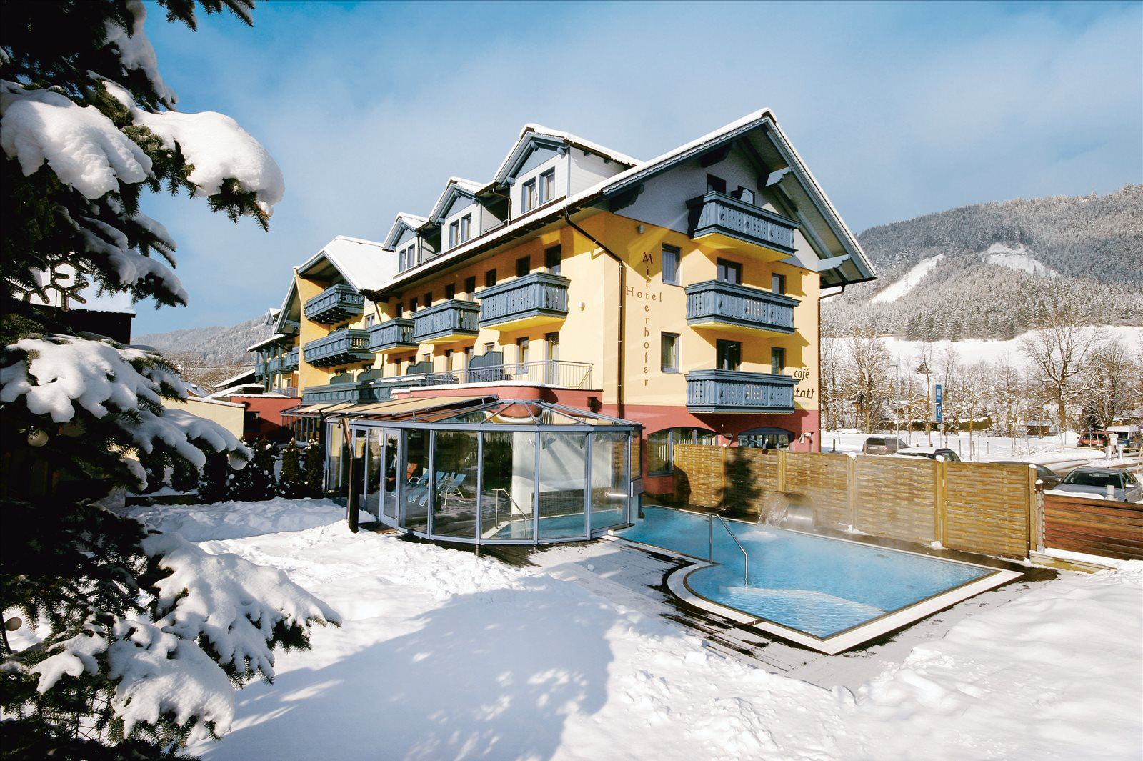 Hotel Mitterhofer - Schladming
