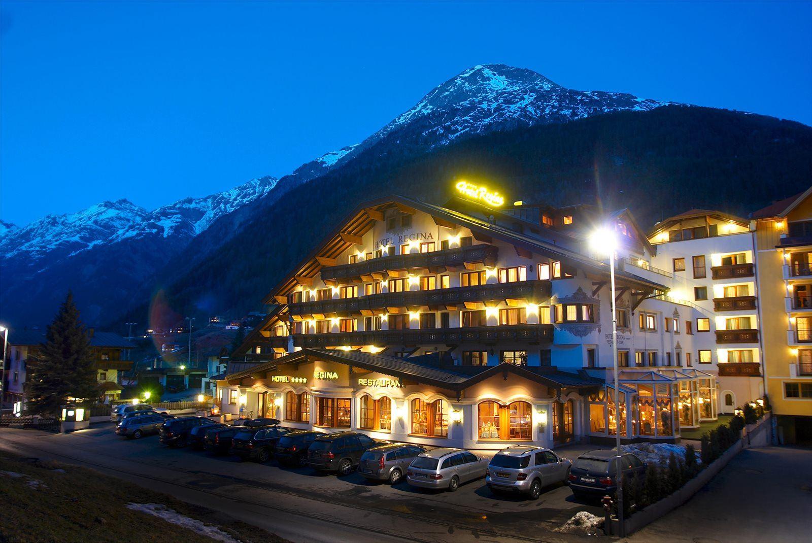Hotel Regina - Sölden
