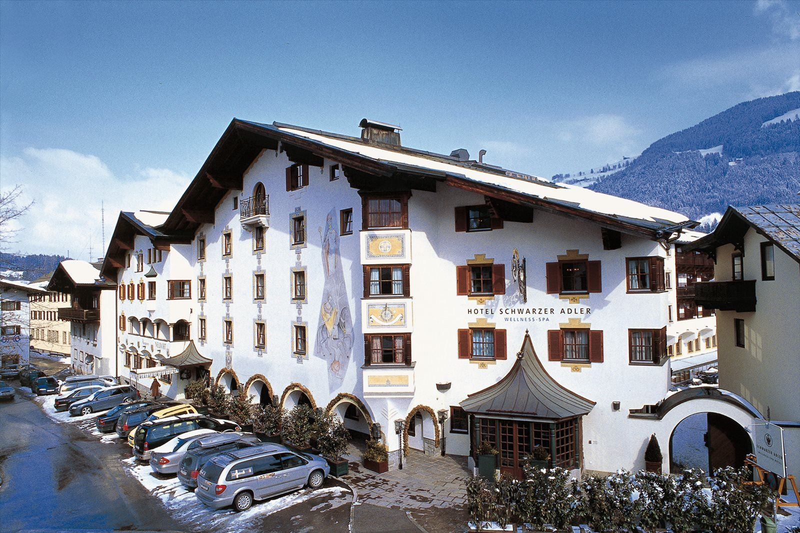 Hotel Schwarzer Adler - Kitzbühel