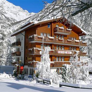 Hotel Sport Saas-Fee