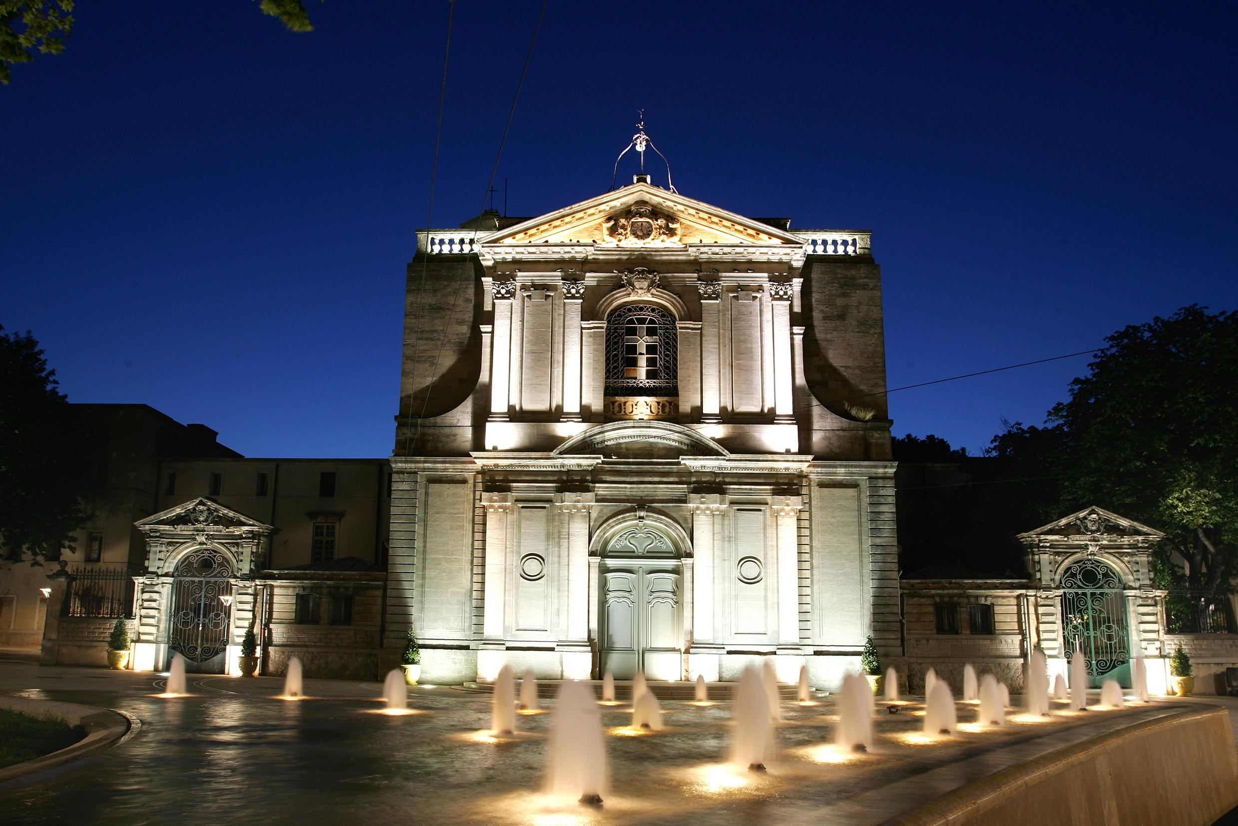 Guided tour: Chapel Saint Charles