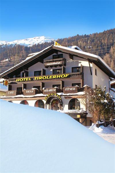 Hotel Tirolerhof - St. Jakob / St. Anton
