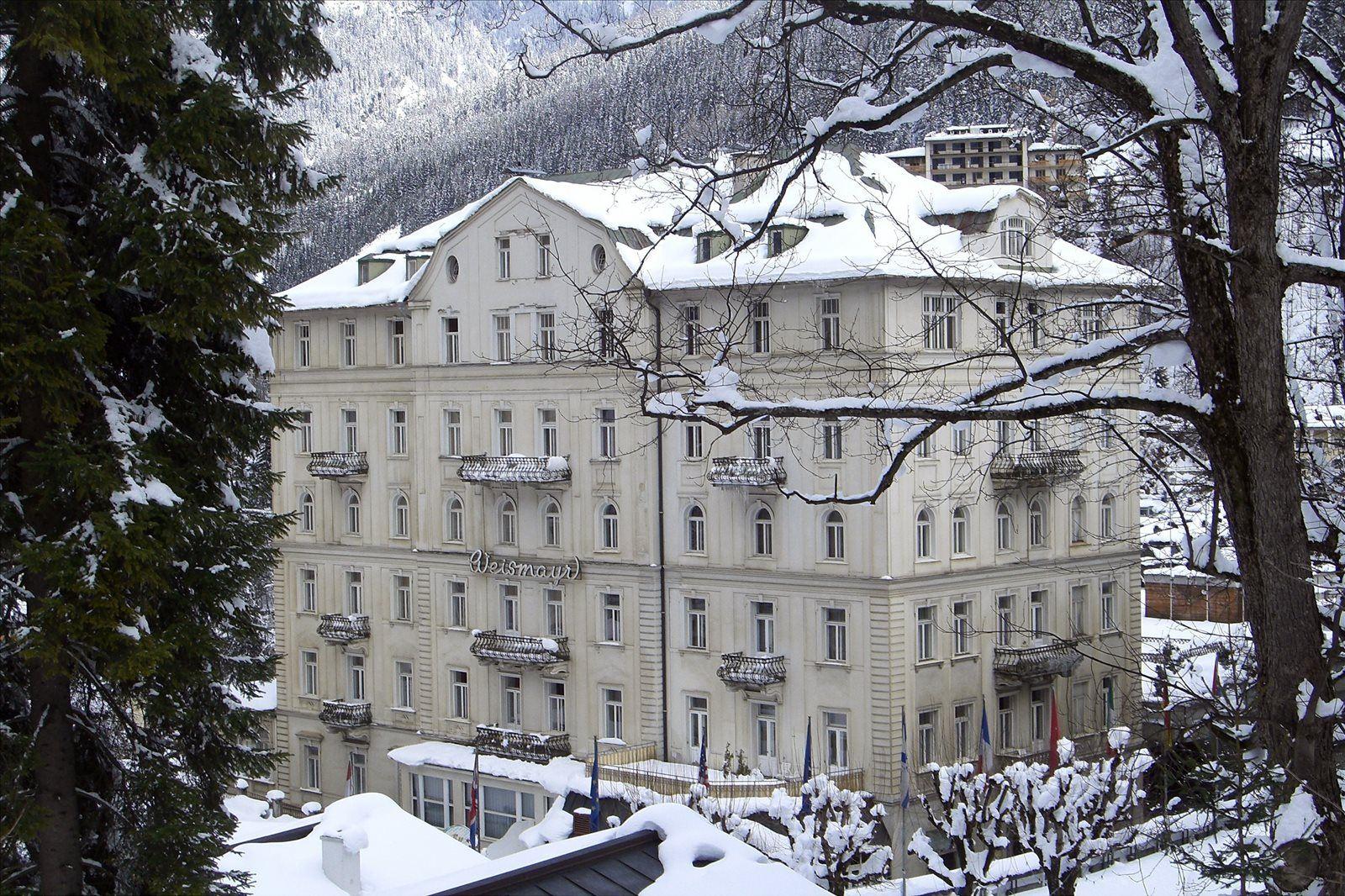 Hotel Weismayr Bad Gastein