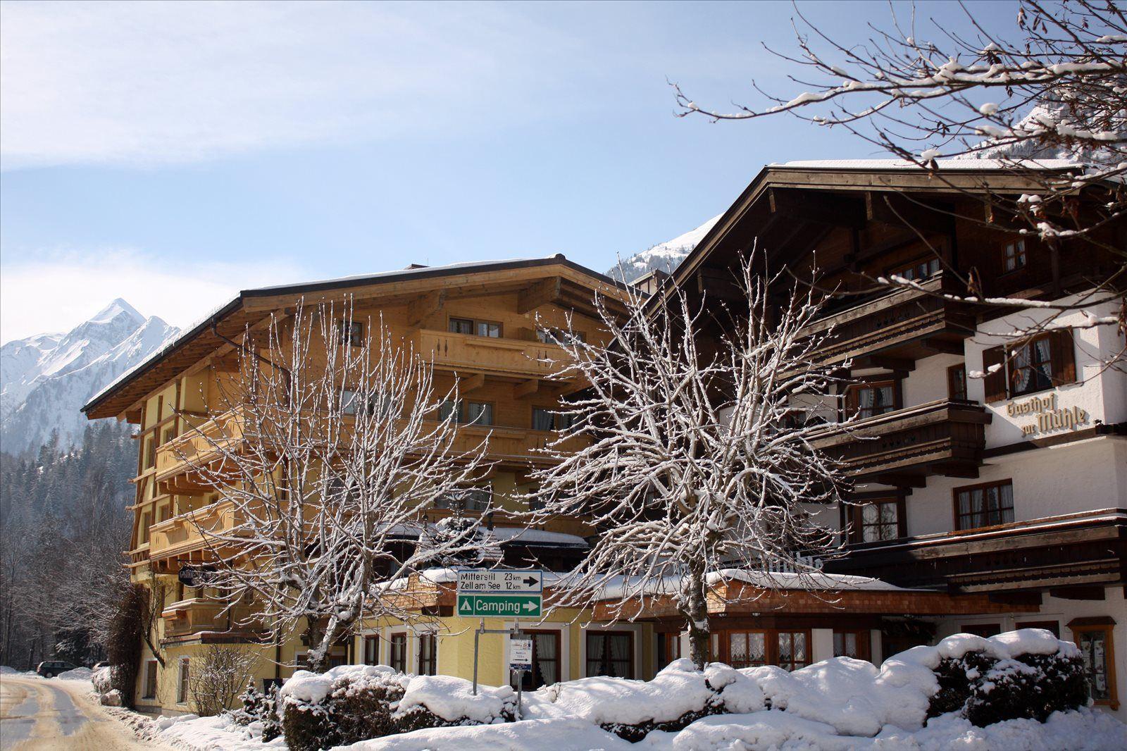Hotel Gasthof Zur Mühle - Kaprun