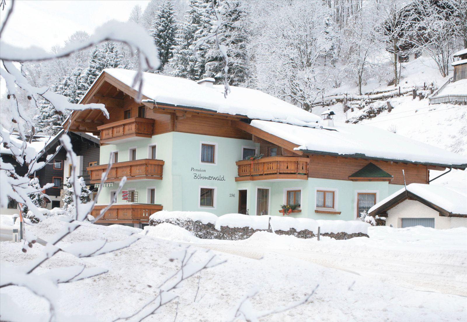 Pension Böhmerwald - Saalbach