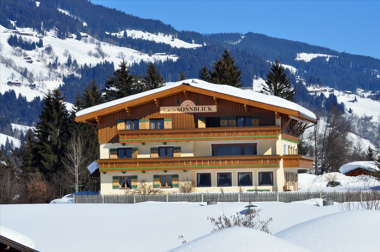 Pension Sonnblick - Westendorf
