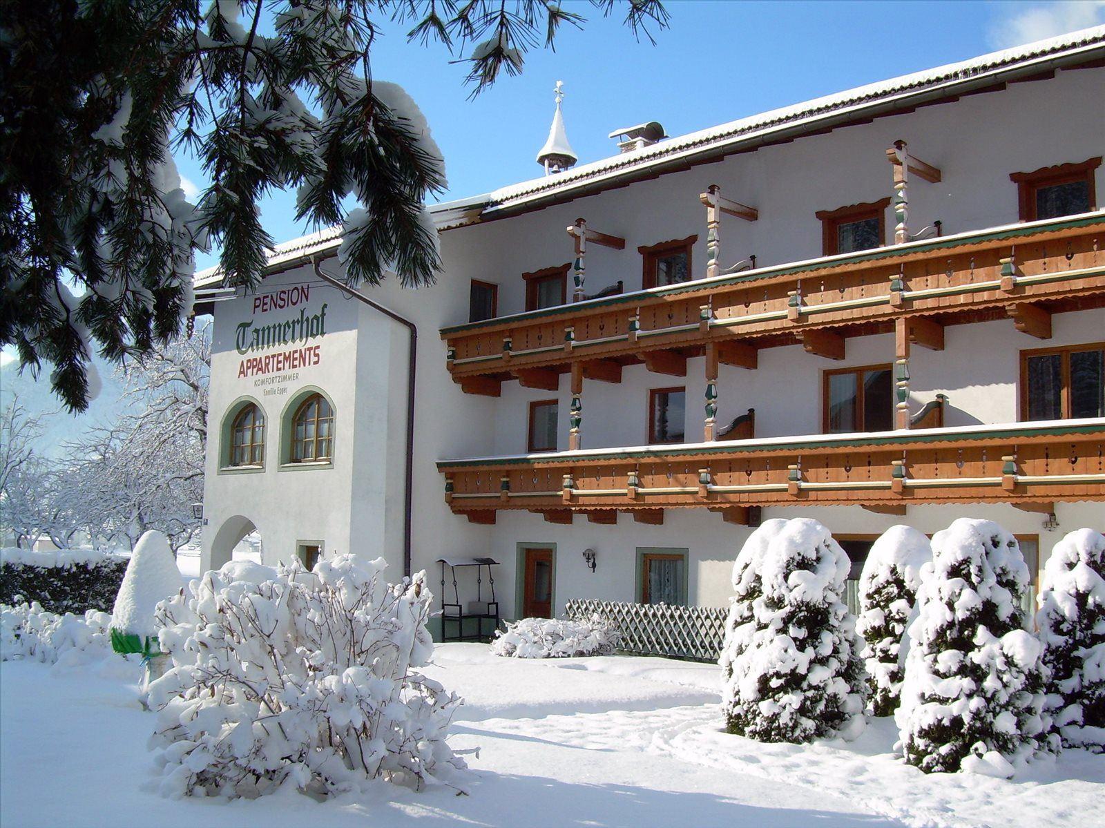 Pension Tannerhof - Zell am Ziller