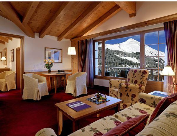 Sheraton Davos Hotel Waldhuus