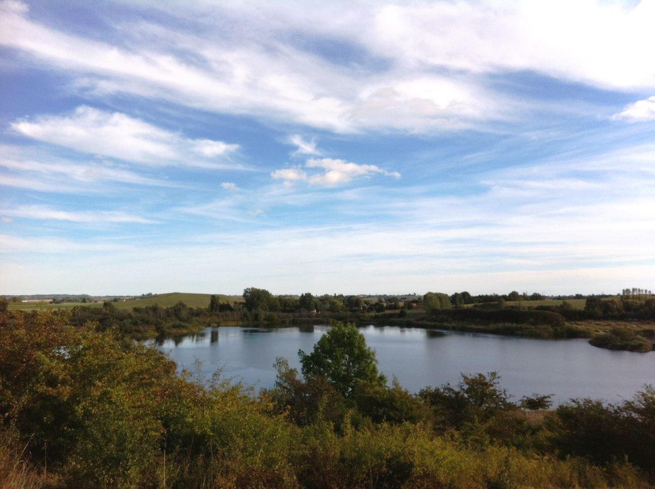 Arriesjöns strövområde