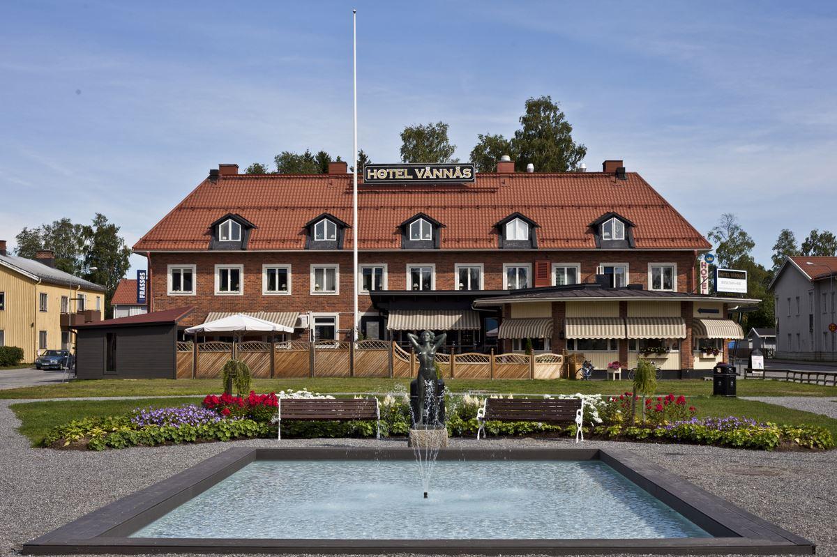 Träffas på Hotell Vännäs