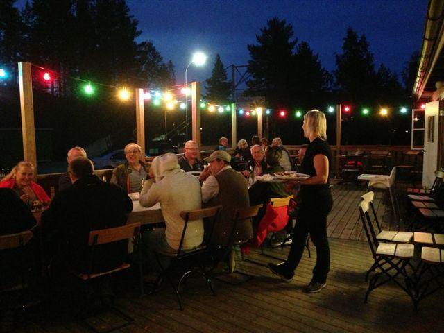 Granö Beckasins Café och Restaurang