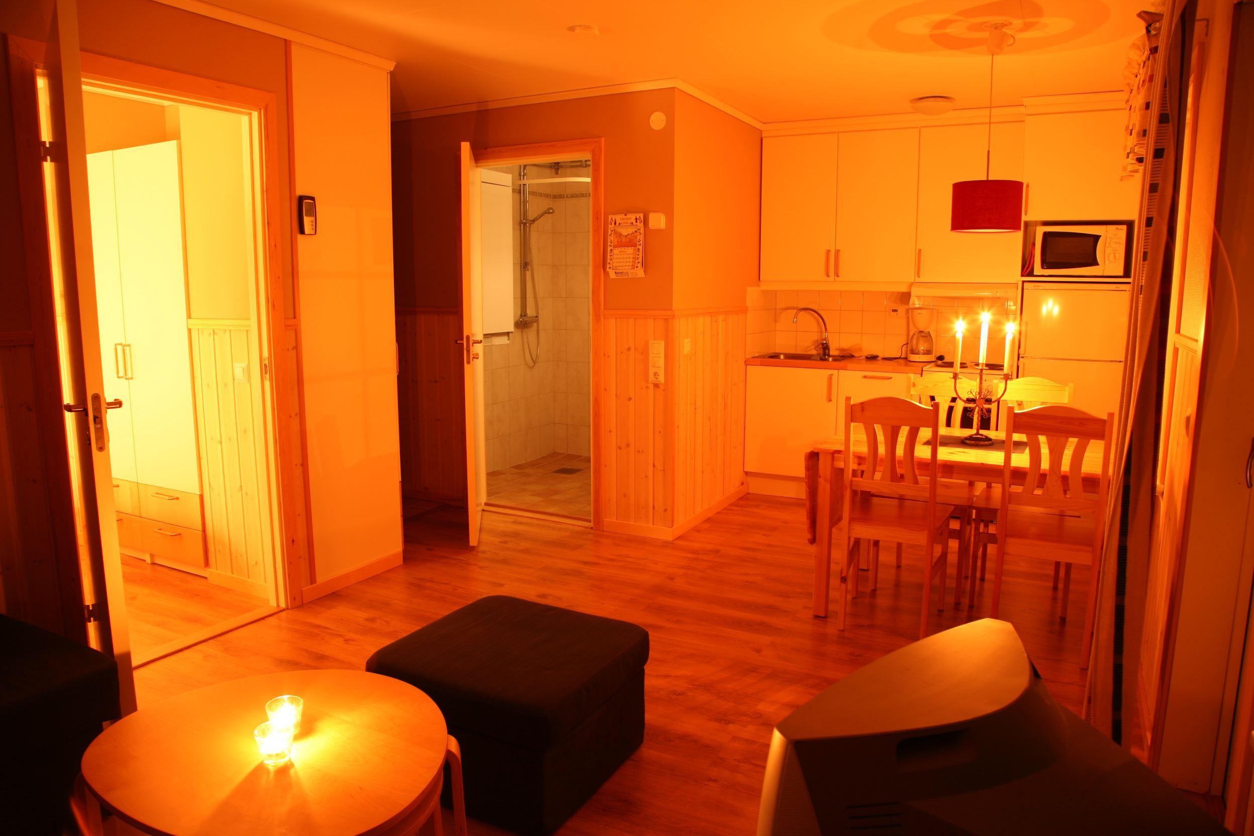 Mora Parken/Apartments, Mora