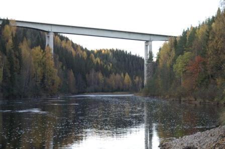 Jan Algotsson,  © Bjurholms kommun, The Öreälven bridge
