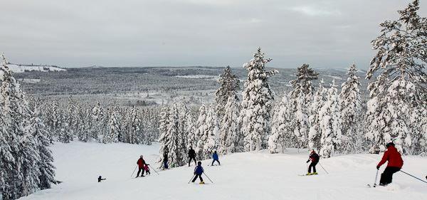 Agnäs Husvagnscamping - The Caravan Camp at Agnäsbacken's Ski Resort