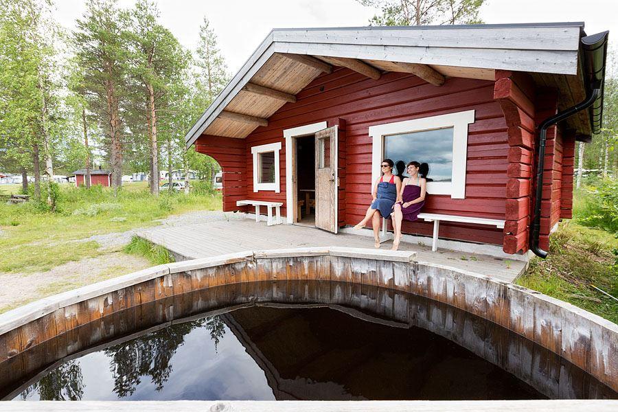 Calle Bredberg,  © Bjurholms kommun, Angsjön camping & konferens
