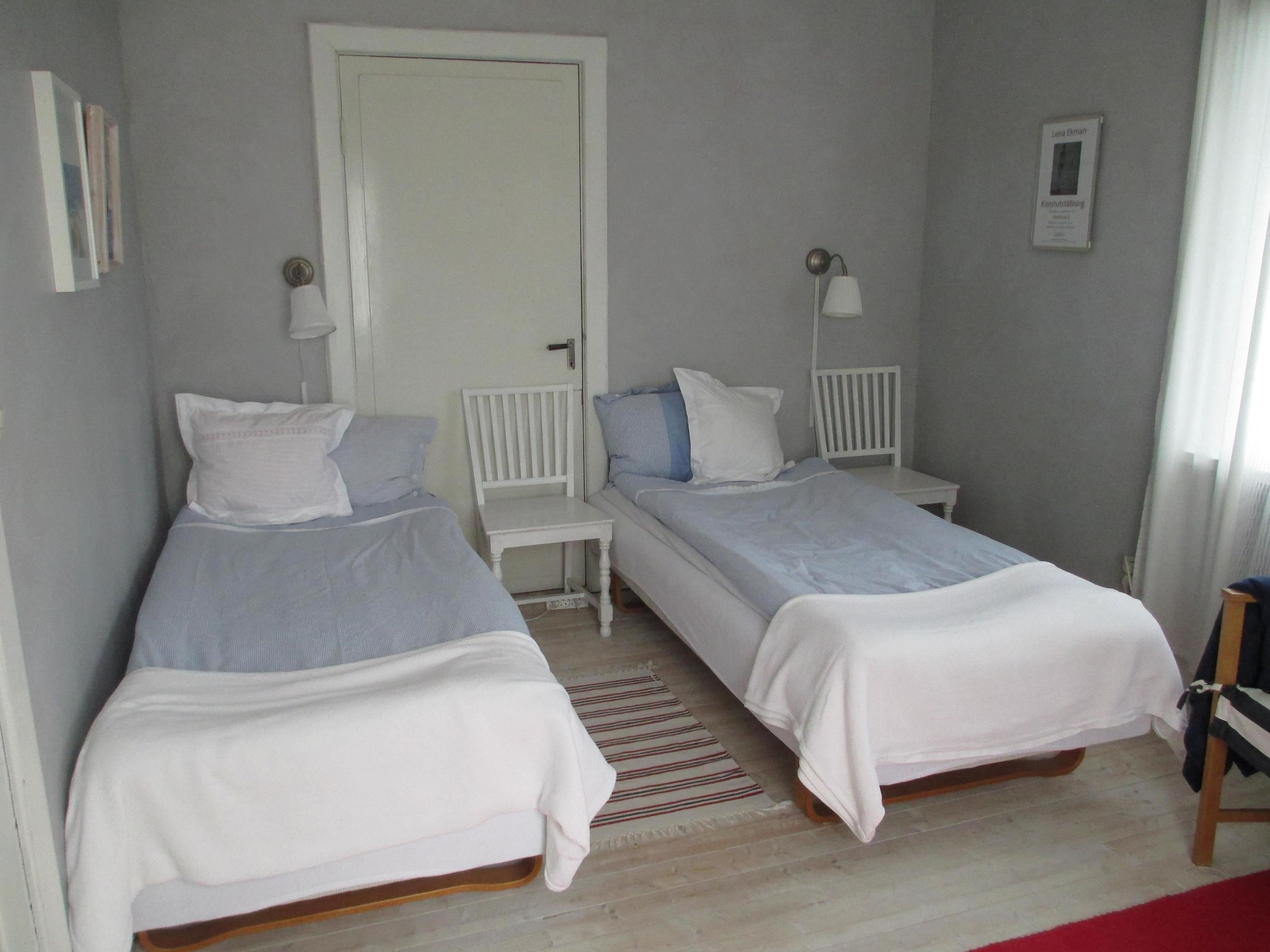 foto: Lisa Reil, Hundvänligt rum hos Bed & Breakfast Åsäng Höga Kusten