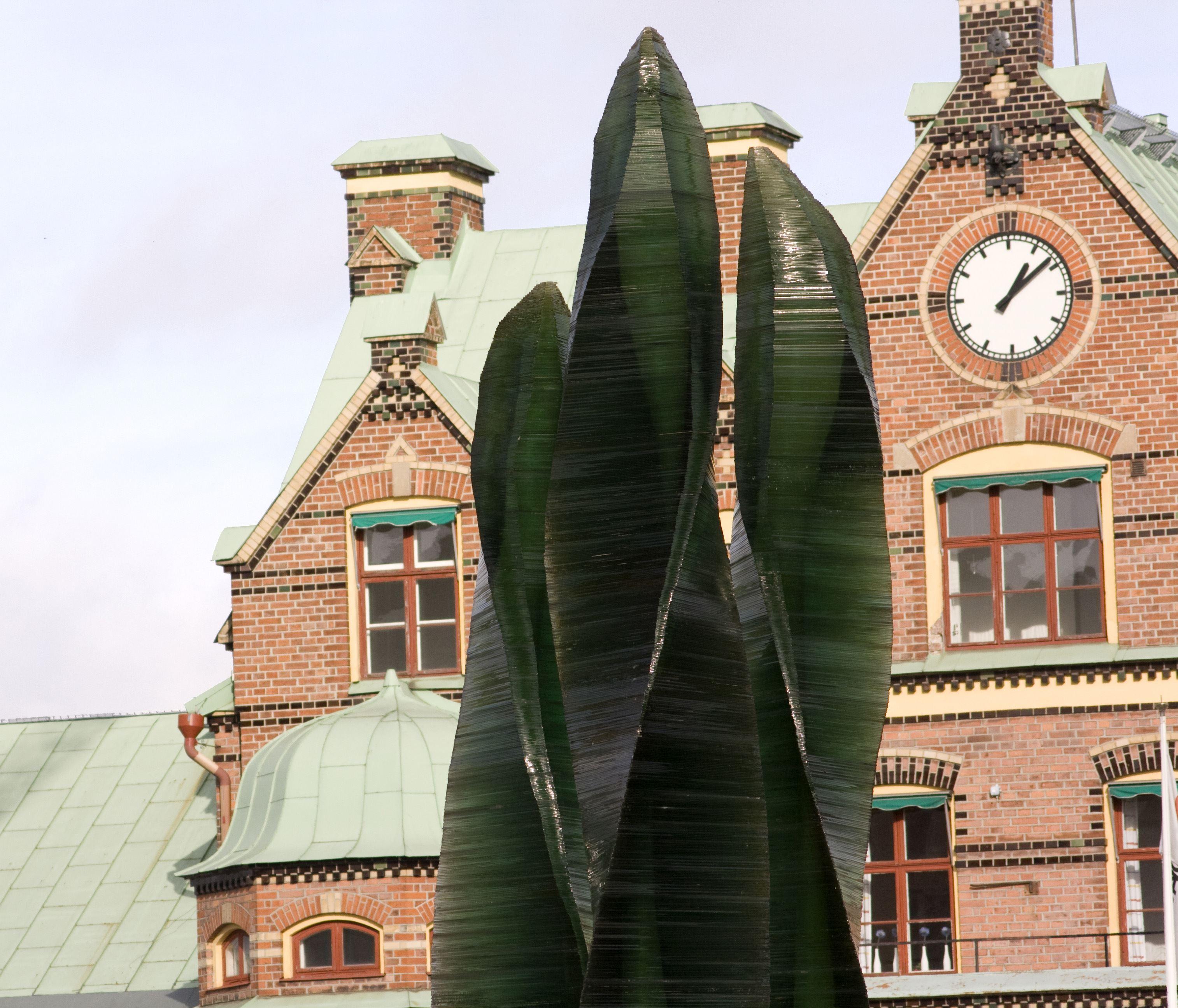 Skulpturer i Umeå