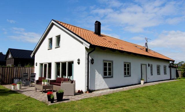 Villa M i Kyhlstrand