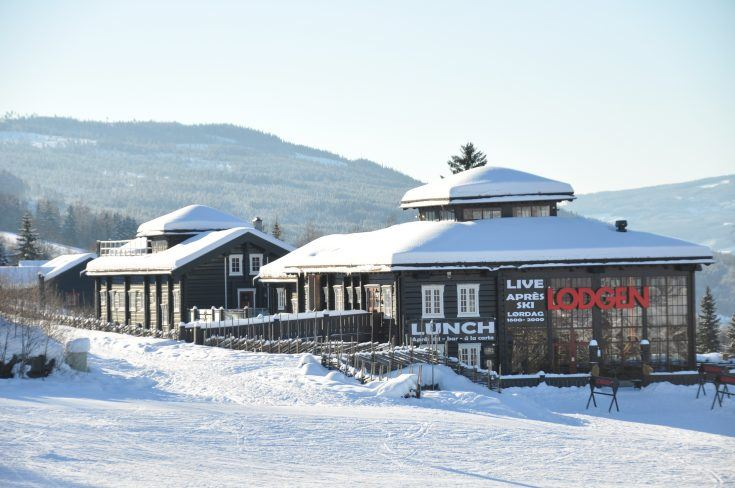 Hafjell Resort,  © Hafjell Resort, Hafjell Lodge for lunch and accommodation in Chalets