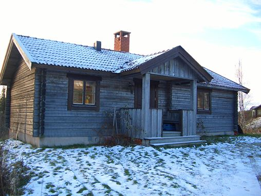 O403 Fryksås, 11 km N Orsa