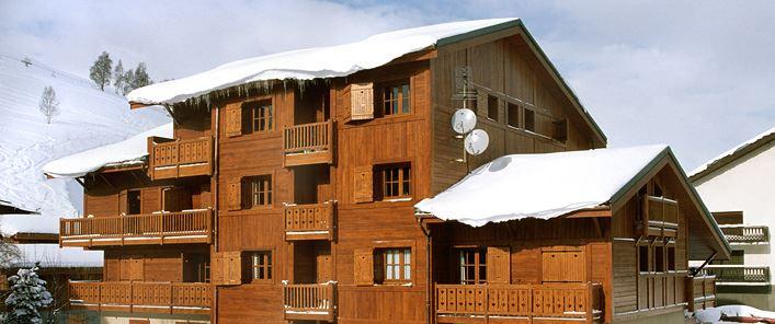 Lägenhet för upp till 10 personer med 5 rum på Alpina Lodge - Les 2 Alpes