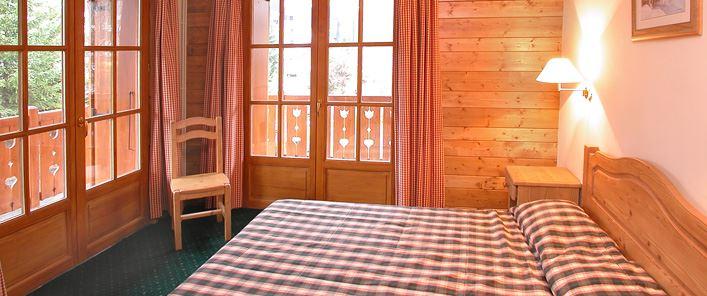 Lägenhet för 8 personer med 3 rum på Alpina Lodge Les 2 Alpes