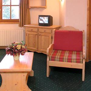 Lägenhet för 4 personer med 2 rum på Alpina Lodge Les Alpes