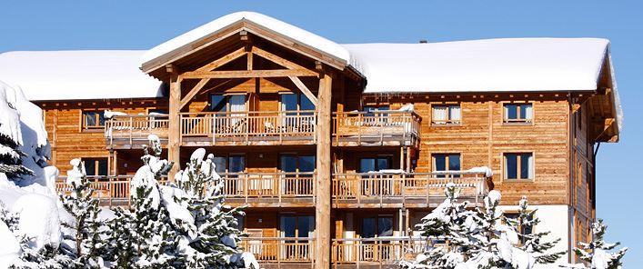 Lägenhet för upp till 10 personer med 5 rum på L'Alba - Les 2 Alpes