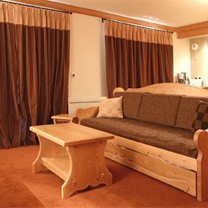 Lägenhet för 6 personer med 3 rum på L'Alba Les 2 Alpes