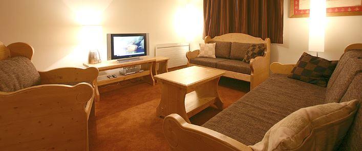 Lägenhet för 6 personer med 4 rum på L'Alba Les 2 Alpes