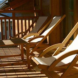 Lägenhet för 4 personer med 2 rum på L'Alba Les 2 Alpes