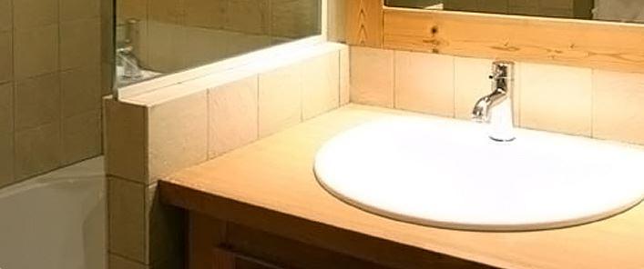 Lägenhet för 4 personer mer 2 rum på L'Alba Les 2 Alpes