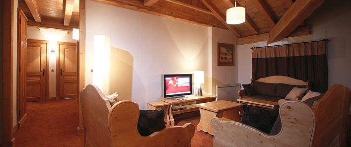 Lägenhet för 10 personer med 5 rum på L'Alba Les 2 Alpes