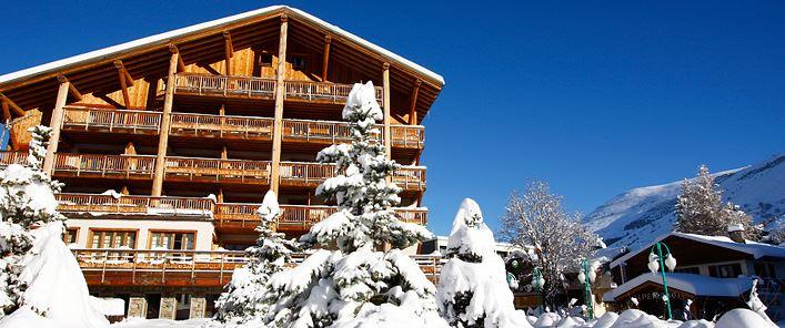 Lägenhet för upp till 10 personer med 5 rum på Le Cortina - Les 2 Alpes