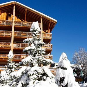 Lägenhet för 6 personer med 4 rum på Le Cortina Les 2 Alpes